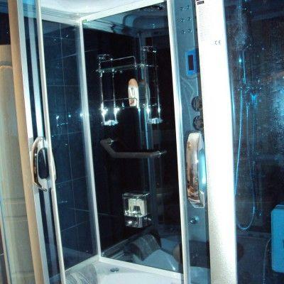 Mise en place d'une cabine de douche équipée dans un pavillon à Clamart